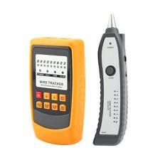 GM60 LED Rapid LAN Network Cable Detector Line Finder Wire Tracker Tester Kit