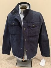 New UGG Men's COHEN Waxed Cotton Jacket 1093592 M Retail $295