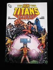 New Teen Titans Omnibus HC 2 - Primera Edición - Marv Wolfman - George Perez