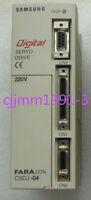 USED Details about  /3928 SAMSUNG SERVO FARA CON CSD-04BB1P 400W