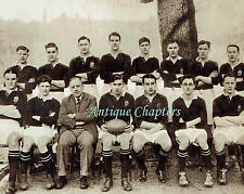 Great Schools In Sport Dover College History Of 1936 4 Page Photo Article A998