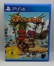 The Survivalists  ps4 PlayStation 4 Game  Zustand sehr gut