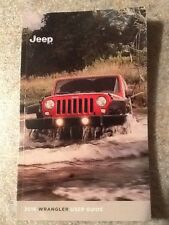 2016 16  Jeep Wrangler User Guide