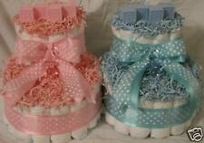 Baby Booties Diaper Cakes -can make in all colors!