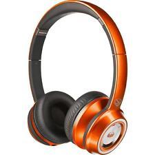 Monster NCredible NTune Headphones - Juicy Orange