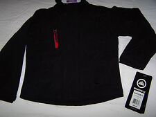 NWT SNOZU Black Performance SKI WINTER Lined COAT JACKET Size Small (4)