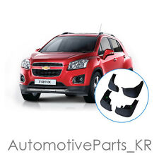 [For Chevrolet 2013+ Trax] Genuine OEM Mud Splash Guard Flap Complete Set - 4p