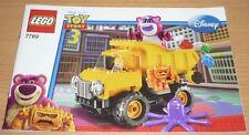 Lego Toy Story Bauplan für 7789, only instruction