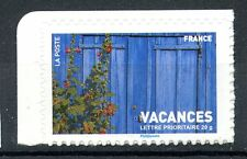 STAMP / TIMBRE FRANCE  N° 4037 ** TIMBRES POUR VACANCES / AUTOADHESIF / FLORE