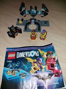 Lego Batman Movie Lego Dimensions Story Pack (Lego 71264) Complete