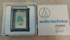 New listing Audio Technica At82Ed Magnetic Phono Cartridge • Excellent • Unused 1980s