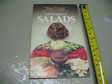 A BETTY CROCKER PICTURE BOOK  ALL  KINDS  OF  SALADS 1982