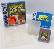 Nintendo Game Boy GB - Kirby´s Dream Land + Anleitung + OVP