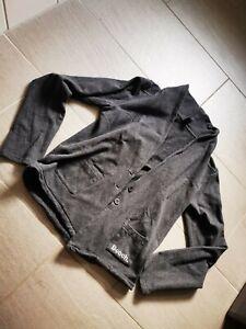 Bench dünne Baumwolljacke  XL anthrazit Jacke Damenjacke