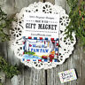 World's Best PAW PAW MAGNET * All Family names available on this ebay site! New