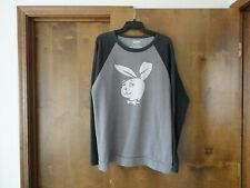 Playboy Tee Shirt ls old style rabbit logo xlrg pre owned