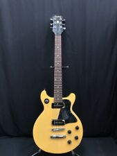 Epiphone Les Paul DC Special 1995 TV YELLOW Ship from Japan 04/30