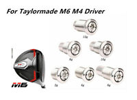 New M6 M4 Driver Weight for Taylormade Putting Put Aid 2g/4g/6g/7g/11g UK Stock