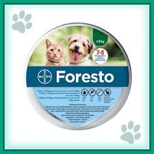 Bayer Seresto/Foresto Flea & Tick Collar For Small Dogs & Cats up