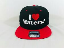 "NEW Leader of Generation Apparel Hat Snapback Cap ""I Love Haters"""