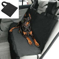 Waterproof Dog Car Seat Covers Backseat Hammock Covers Dogs Back Mat Protector