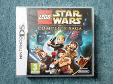 Nintendo DS LEGO STAR WARS THE COMPLETE SAGA Lucasarts Video Game *NEW*