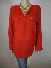 Sussan Button Down Shirt Machine Washable Tops & Blouses for Women