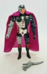"""Captain Power Lord Dread 3.75"""" Figure Complete Mattel 3906 1986"""