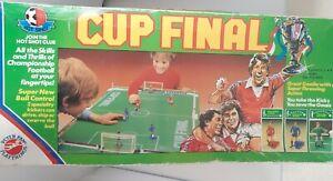 Cup Final Football Game Peter Pan Playthings  1985 Vintage