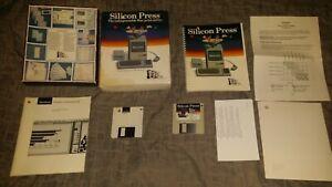 Silicon press SILICON BEACH SOFTWARE Apple Macintosh pc