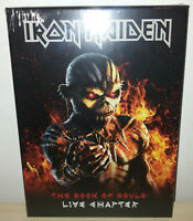 IRON MAIDEN - THE BOOK OF SOULS: LIVE CHAPTER - 2 CD