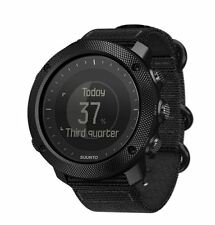 Suunto Traverse Alpha Stealth GPS Outdoor Watch For Fishing, Hunting SS022469000