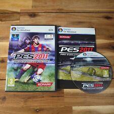 Pro Evolution Soccer 2011 (PC) USK 3+ Sport: Fußball Soccer schwer selten