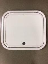 """RV Baggage Door 16"""" x 14"""" Motorhome Trailer Compartment Access Door Camper"""