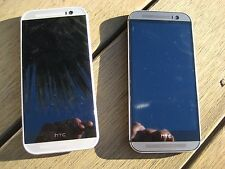 Unlocked HTC ONE M8  Android Smartphone -16GB - silver
