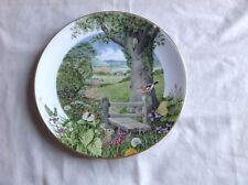 ROYAL WORCESTER ENGLISH COUNTRYSIDE SERIES BARRETT A COUNTRY PATH IN MAY MINT