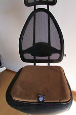 6 Pieces Chair Cushion Seat Cushion kamelwolle Car Seat Cushion