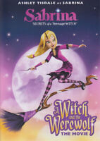SABRINA : SECRETS OF A TEENAGE WITCH : A WITCH AND THE WEREWOLF - THE MOVI (DVD)
