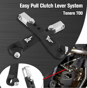 Easy Pull Clutch Lever System FOR YAMAHA TENERE 700 2019-2021  T7 2019-2021