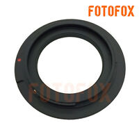 M39-EOS Leica M39 Lens To Canon EOS EF Mount Adapter Ring 5D Mark III 5D Mark II