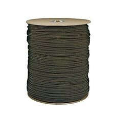 1000 Foot OD Olive Drab Green Parachute Cord Paracord Type III Specification 550