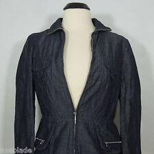 NIENHAUS Women's Light Linen Blend Blazer / Jacket size 8