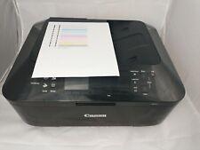 Canon Pixma MX922 Wireless Printer - Black. No ink. Works great!