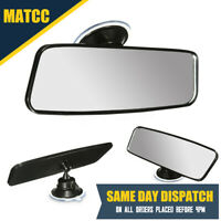AU Panoramic Universal Car Truck Wide Flat Mirror Interior Rear View Mirror