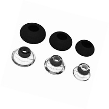 3 Pack Replacement Earbuds Gels for Plantronics Voyager Legend Eartip Kit - Non-