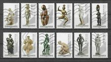 FRANCE 2019 Oblitéré : Le Nu dans l'art - Sculptures - Femmes & déesses
