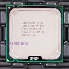 Intel Core 2 Duo E6750 SLA9V CPU Processor 1333 MHz 2.66 GHz LGA 775/Socket T