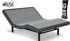 **NEW QUEEN LEGGETT & PLATT S-CAPE 2.0 ADJUSTABLE BED  W/ ALL NEW FEATURES