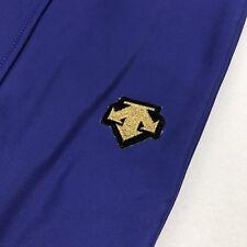 VTG 1980's Descente Womens Snow Ski Stirrup Pants Blue/Purple • Size 30 US 48 IT