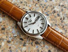 Vintage Seiko 5 21 Jewels Automatic 6119 8020 January 1968 JDM Award Watch
